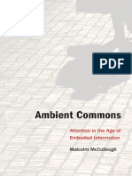 About Ambient Commons