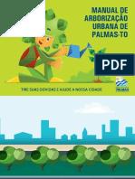 Manual de Arborização Urbana de Palmas-To - Digital