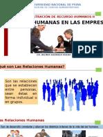 Relaciones Humanas en Las Empresas y La Ventana de Johari