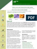PaperCut-MF FactSheet - Spanish Version