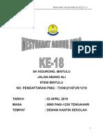 Buku Program PIBG