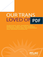 Wtff - PFLAG - Our Trans Loved Ones - Q&A