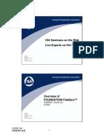 Fg25cw1 Fieldbus Overview PDF