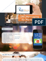 Sms Messaging for Marketing v 1.0
