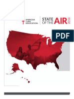 2016 State of the Air Report