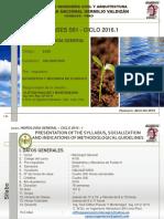 Clases Semana 01_Hidrología General-Ciclo 01_2016_FICA_UNHEVAL