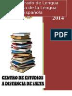 Historia de La Lengua Española - m 2