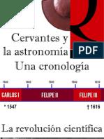 Cervantes y la Astronomía