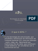 Introdução Ao ADSL