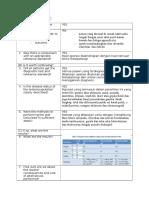 Checklist Diagnostic Jurnal