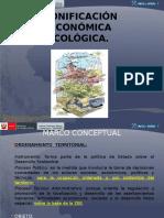 1. Marco Legal de ZEE y OT en El Perú