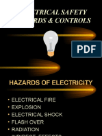 Electrical Safety Hazards & Controls