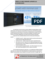 EMC XtremIO storage array 4.0 and VMware vSphere 6.0