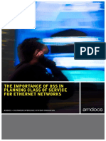 Whitepaper Importance of OSS in Ethernet Networks