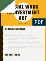 advocacy presentation