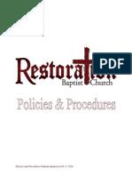 aaa policies and procedures 2