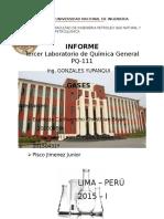 3° laboratorio de quimica 2015-1