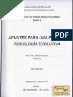 Apuntes Para Una Posible Psicología Evolutiva (1)
