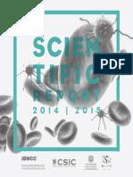 Scientific Report c i c 20142015