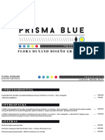 #PRISMABLUE-presupuesto