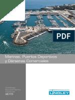 Catálogo Marinas Puertos ESP