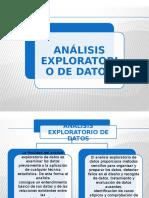 Analisis Exploratorio de Datos