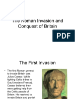 The Roman Invasion and Conquest of Britain[1]
