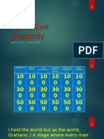 figurative jeopardy