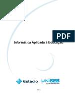 LIVRO PROPRIETARIO - Informa (1tica Aplicda aa Educ)acao