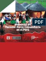 Memorial Turismo Rural Comunitario en El Peru