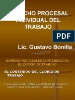 Derecho Procesal Individual Del Trabajo