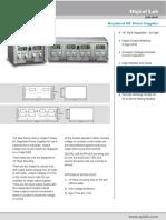 Digital Lab 30W-300W Data Sheet