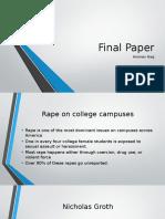final paper 2010 companion piece
