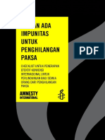 AMNESTY INTERNATIONAL Bahasa Indonesia