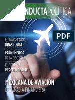 Revista Conducta Política, segundo número (Junio-2014)