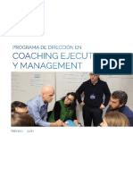 Coaching Ejecutivo y Management