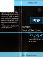 5602 Traveller - [A02] Research Station Gamma