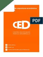 Informe de Coyuntura CED Abril de 2016