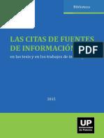 Normativa Citas APA 2015