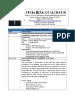 Resume Satria Rizaldi Alchatib New