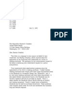 US Department of Justice Civil Rights Division - Letter - cltr093