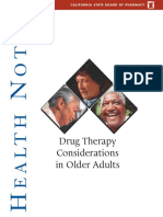 Health Notes Drug Therapy