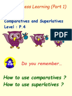 Comparative-superlative practice