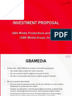 GBA Media Investment Proposal - USD