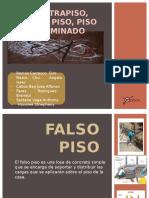 TIPO DE PISOS  Grupo Musuq Architecture