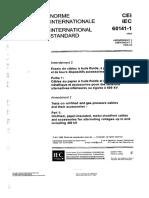 Cei Iec 60141 1 2 Ammendement