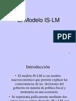 Modelo is IS-LM