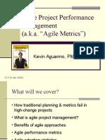 Agile Metrics