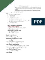 Normarea Tehnica Si CalculEconomic