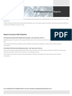 Feasibility Study of IPDI Production